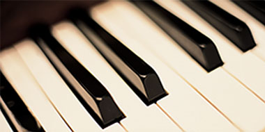 ピアノ譜の見方